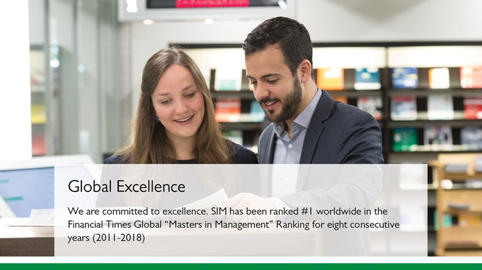 Global Excellence